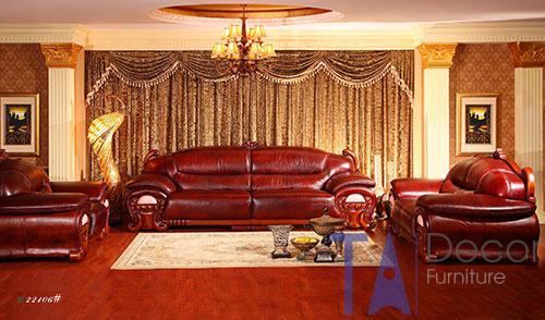 Sofa cổ điển TA025