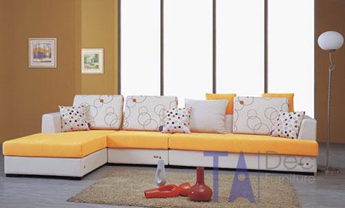 Sofa góc đóng sẵn TA006
