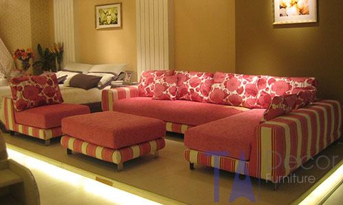 Sofa góc đóng sẵn TA013