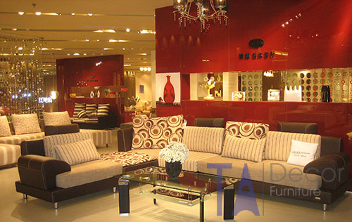 Sofa góc đóng sẵn TA016