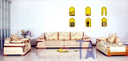 Sofa hiện đại đóng sẵn TA004