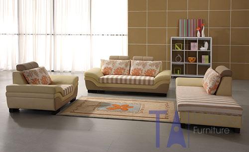 Sofa hiện đại đóng sẵn TA006