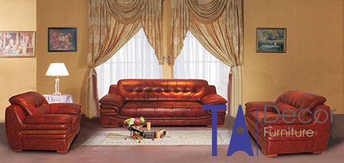 Sofa phòng khách nhập khẩu TA003