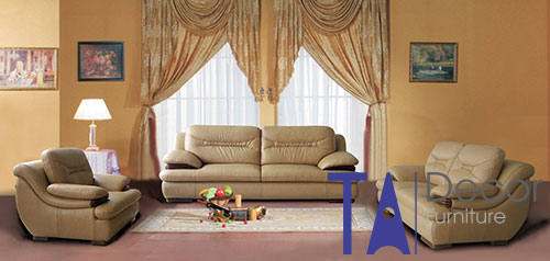 Sofa phòng khách nhập khẩu TA005