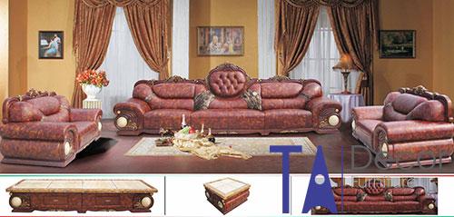Sofa phòng khách nhập khẩu TA006