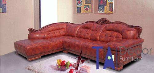 Sofa phòng khách nhập khẩu TA008