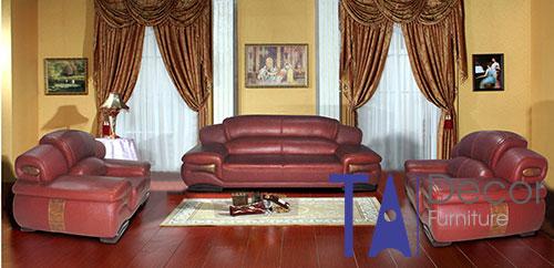 Sofa phòng khách nhập khẩu TA009