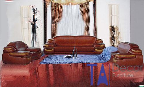 Sofa phòng khách nhập khẩu TA010