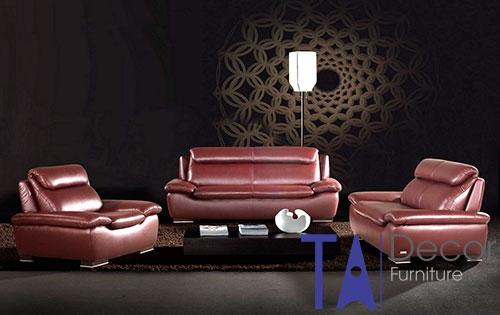 Sofa phòng khách đóng sẵn TA001