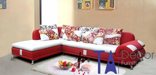 Sofa phòng khách đóng mới TA001