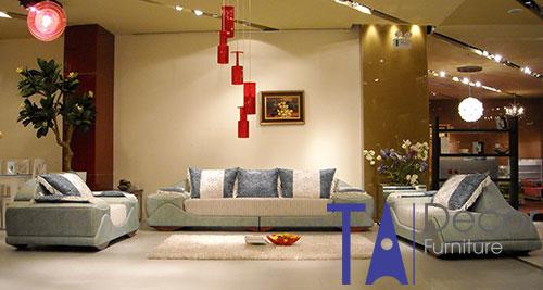 Sofa hiện đại đóng mới TA001