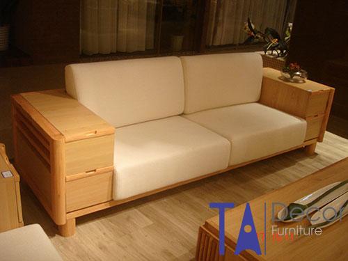Sofa hiện đại đóng mới TA007