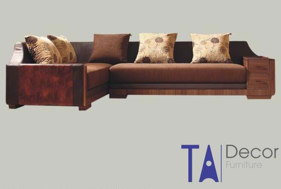 Sofa hiện đại đóng mới TA009