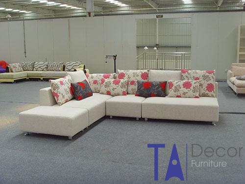 Sofa góc nhập khẩu TA012