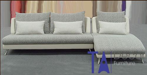 Sofa góc đóng mới theo yêu cầu TA015