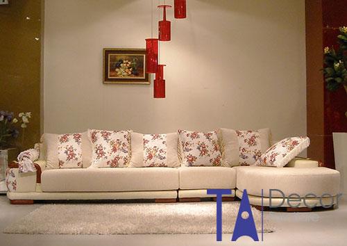 Sofa góc nhập khẩu TA018
