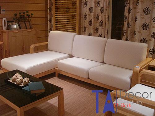 Sofa góc nhập khẩu TA021