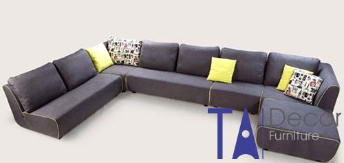 Sofa góc nhập khẩu TA002