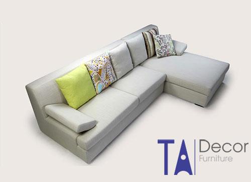 Sofa góc nhập khẩu TA004