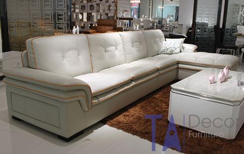 Sofa góc đóng sẵn TA003