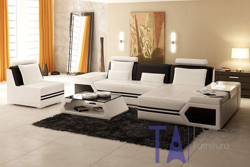 Sofa nhập khẩu phong cách hiện đại TA004