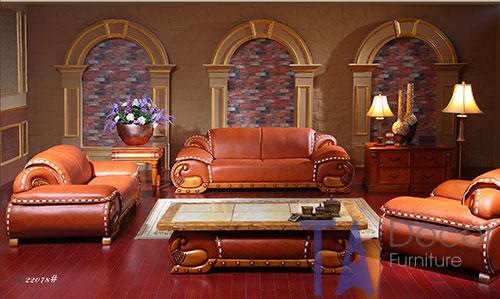 Sofa cổ điển TA007