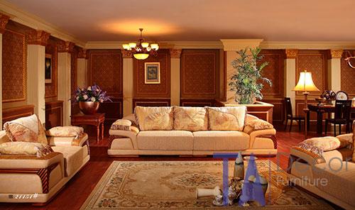 Sofa cổ điển TA016