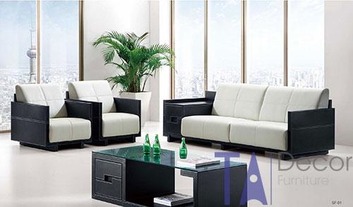 Bọc Sofa văn phòng tại Hải Phòng