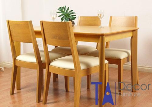 Bọc ghế ăn